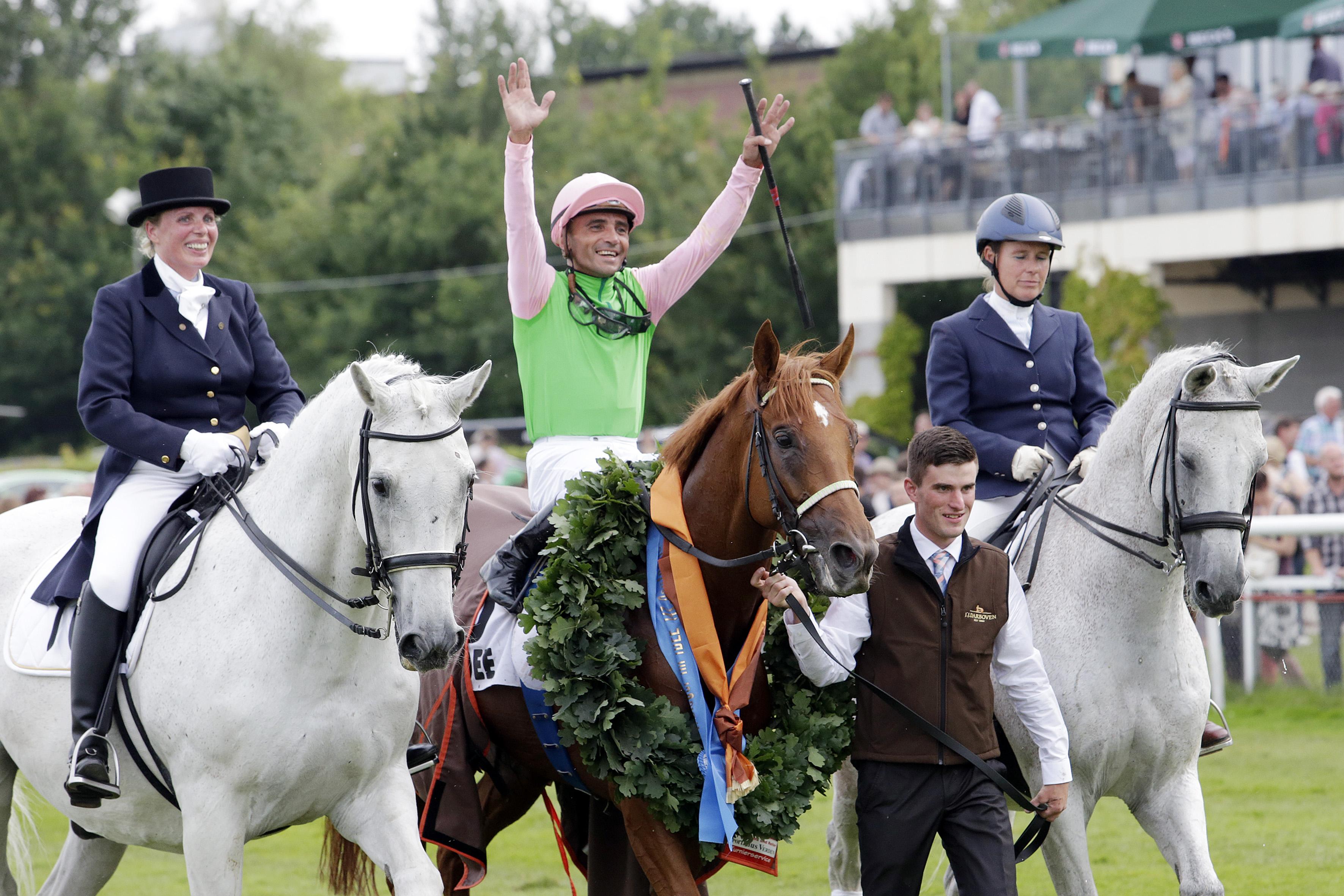 Deutsches Galopp Derby 2021
