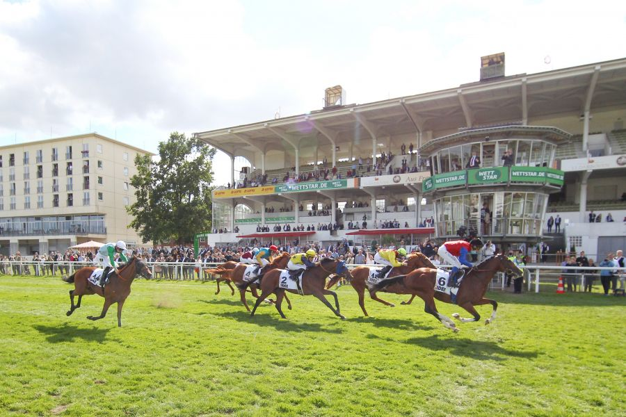 Hamburger Galopp Derby 2021