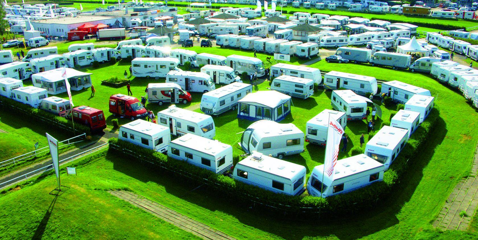 Die Hamburger Caravan-Tage in Horn (Foto: Veranstalter)