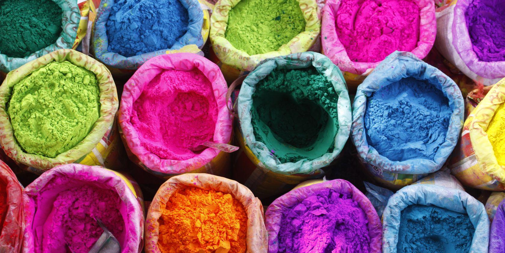 Holi-Festival zu Gast auf der Rennbahn