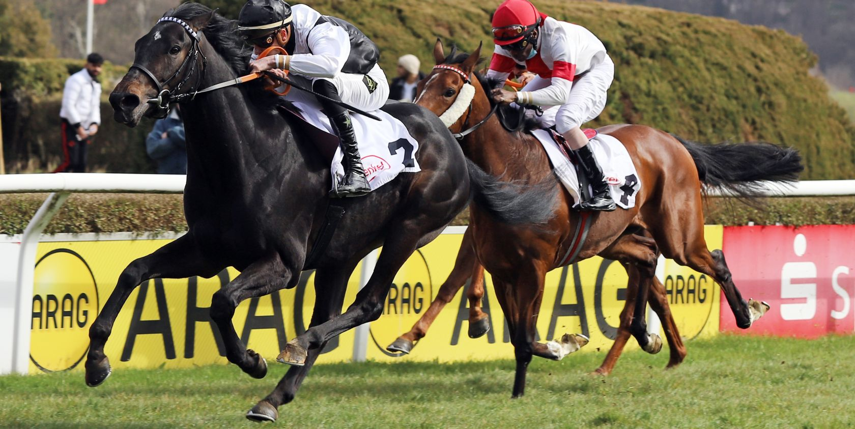 74 Pferde für das IDEE 152. Deutsche Derby