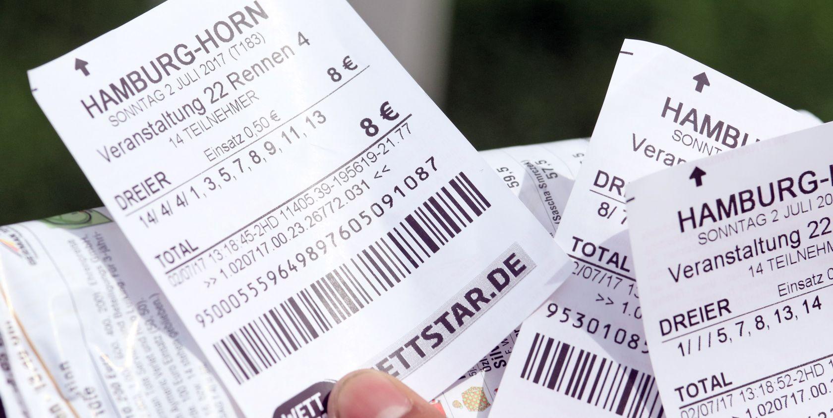 Geldregen beim Derby-Meeting – 218.623 Euro in sieben Rennen