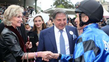 Derby-Countdown: Mehrere Jockeys stehen fest