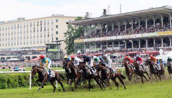Tendenz steigend - Mehr Nennungen zum Derby-Meeting