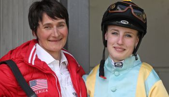 Sorgt Carmen Bocskais Winterfuchs für den ersten Frauenerfolg im Derby?