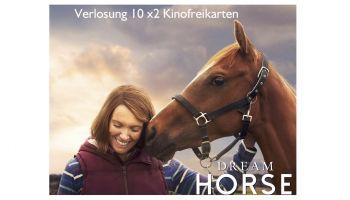 """+++Kinostart """"Dream Horse"""" - mit dem Hamburger Renn-Club Freikarten gewinnen!+++"""
