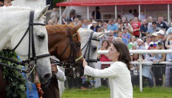 Top-Jockeys, Meeting-Analyse, glückliche Sieger - Derby-Meeting 2016