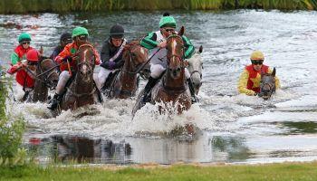 Zwei Seejagdrennen in der Derby-Woche